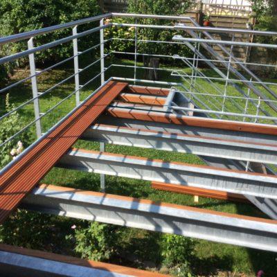 Schreiner Tischler Overath Terrasse