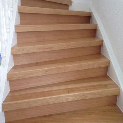 Holztreppen Schreiner Tischler
