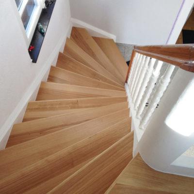 Treppenbau Schreinerei Treppe Tischlerei