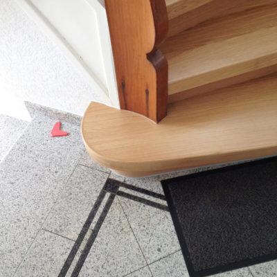 Treppenbau Treppe Schreiner Tischler